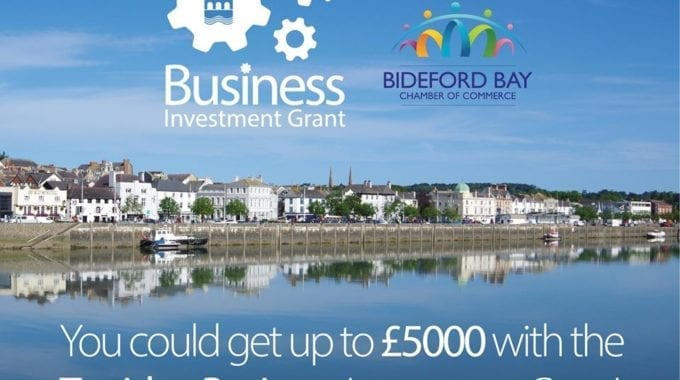 Investment Grant Front Image