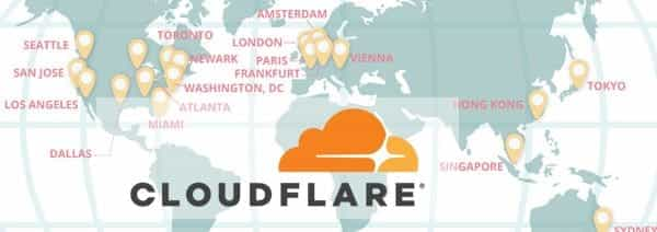 New Partnership with CloudFlare increases security, performance and scaleability