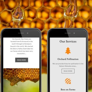 sherry valley honey website